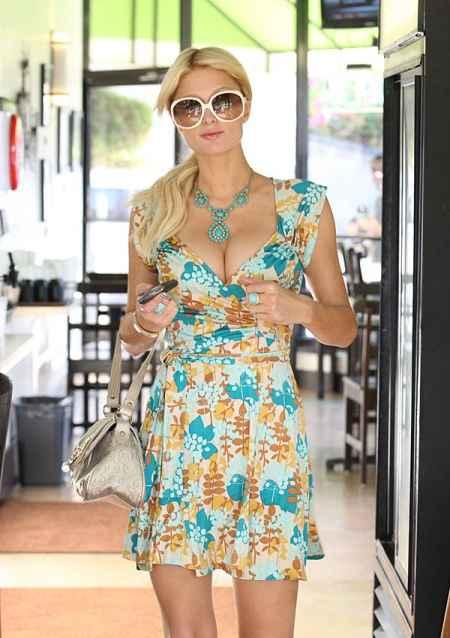 Hot Model Paris Hilton Latest Pic