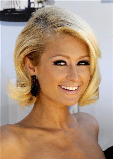 Paris Hilton Latest Cute Sweet Still
