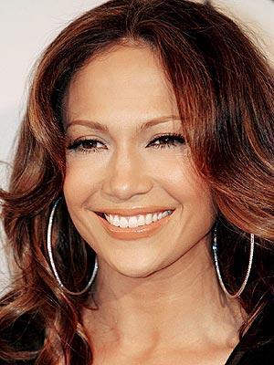Jennifer Lopez Gorgeous Smile Pic