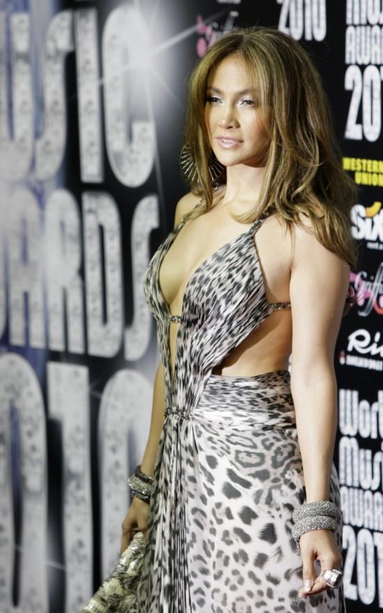 Jennifer Lopez Amazing Hot Dress Still