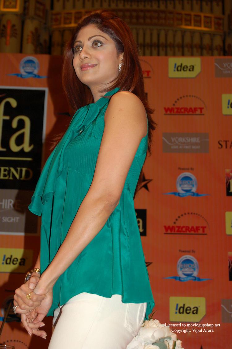 Shilpa Shetty is very Gracious