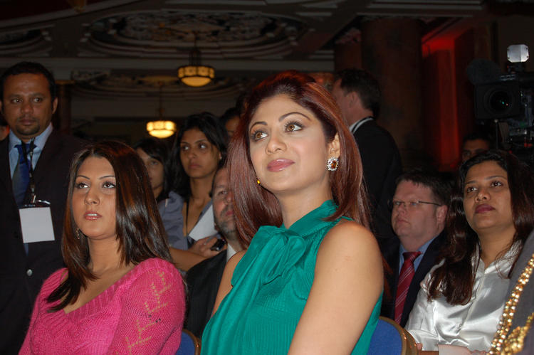 Shilpa Shetty close up by Vijay at IIFA