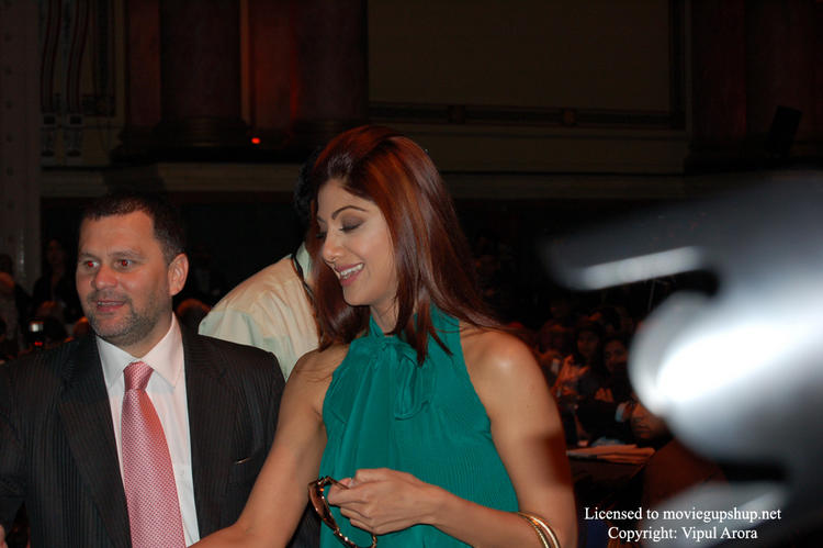 Shilpa Shetty at IIFA