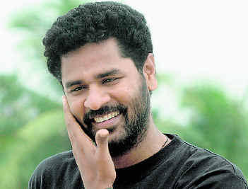 Prabhu Deva Sexy Smile Wallpaper