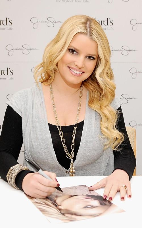 Jessica Simpson Sweet Smile Pic