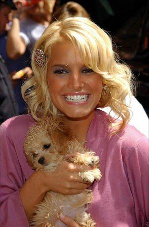 Jessica Simpson Cute God Photo