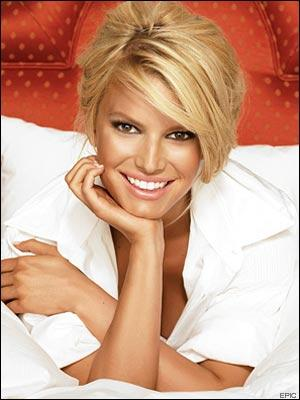 Jessica Simpson Glamour Photo