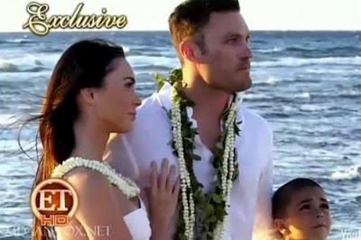 Megan Fox Beach Wedding Wallpaper