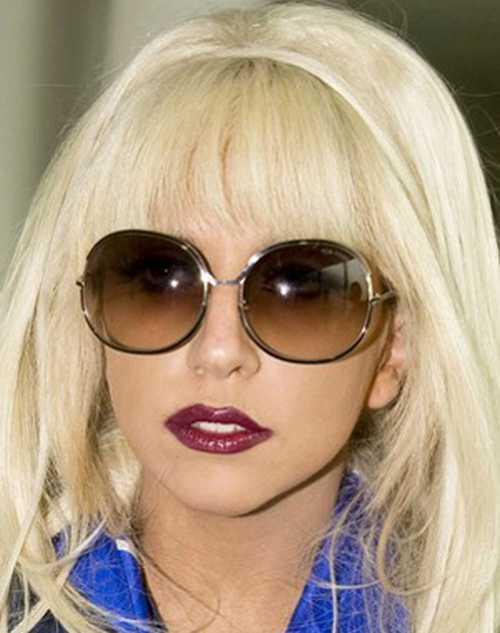 Lady Gaga Sizzling Still Wearing Goggles
