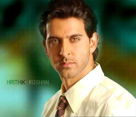 Hrithik Roshan Hot Face Wallpaper