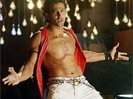 Hrithik Roshan Sexy Body Show Dance Still