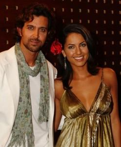 Hrithik Roshan and Barbara Mori Glamour Still