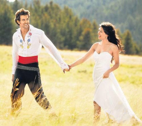 Hrithik Roshan Nature Beauty Still