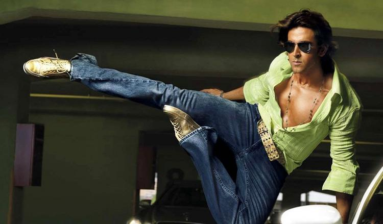 Hrithik Roshan Stylist Fight Still