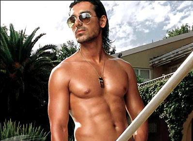 John Abraham Sexiest Body Picture