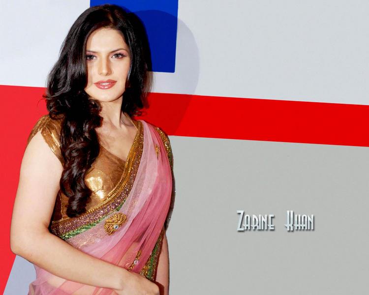 Zarine Khan Glorious Photo