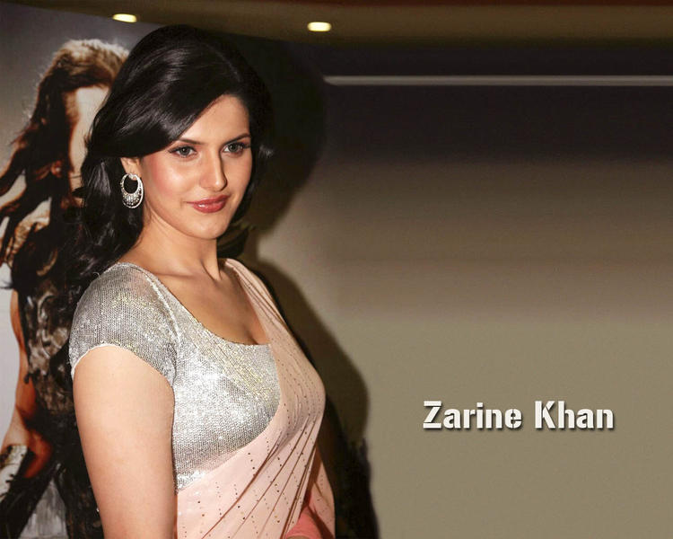 Zarine Khan Glamour Still