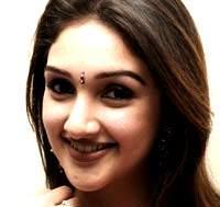 Telegu Actress Sridevi Vijayakumar Beauty Smile Pic