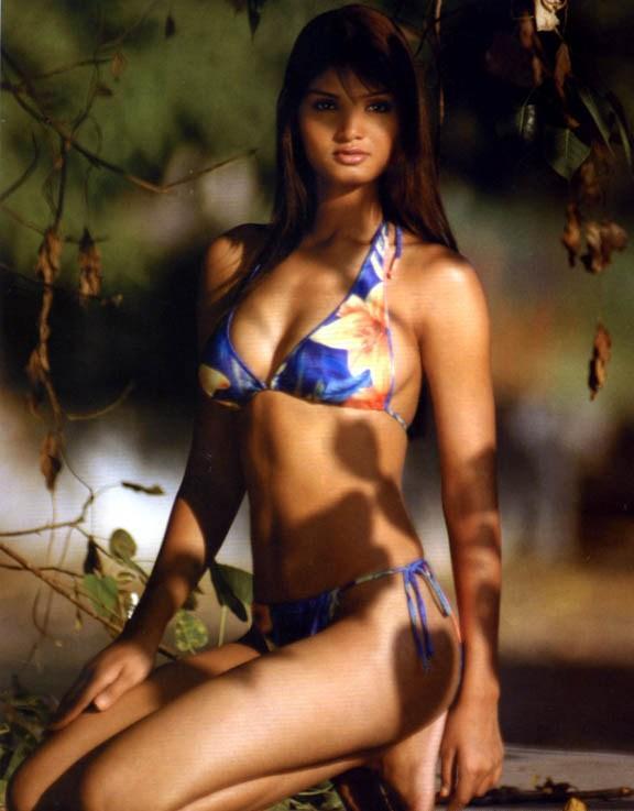 Deepa Chari In Bikini Spicy Hot Photo Shoot