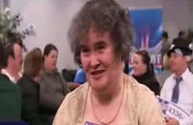 Susan Boyle Public Photo