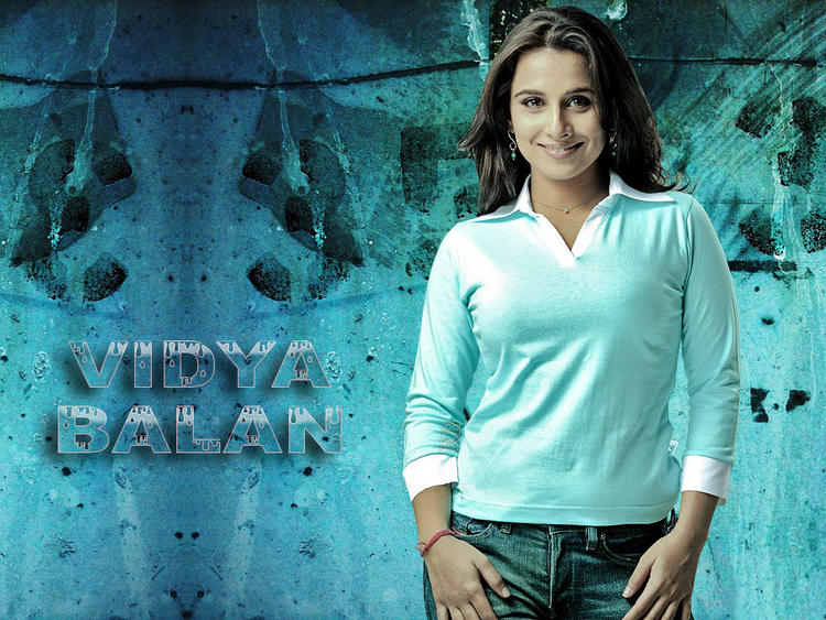 Vidya Balan Latest Hot Wallpaper