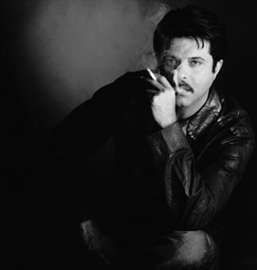 Anil Kapoor with Cigarette
