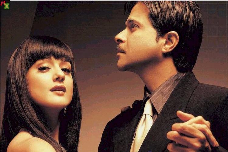 Anil Kapoor and Preity Zinta in Armaan