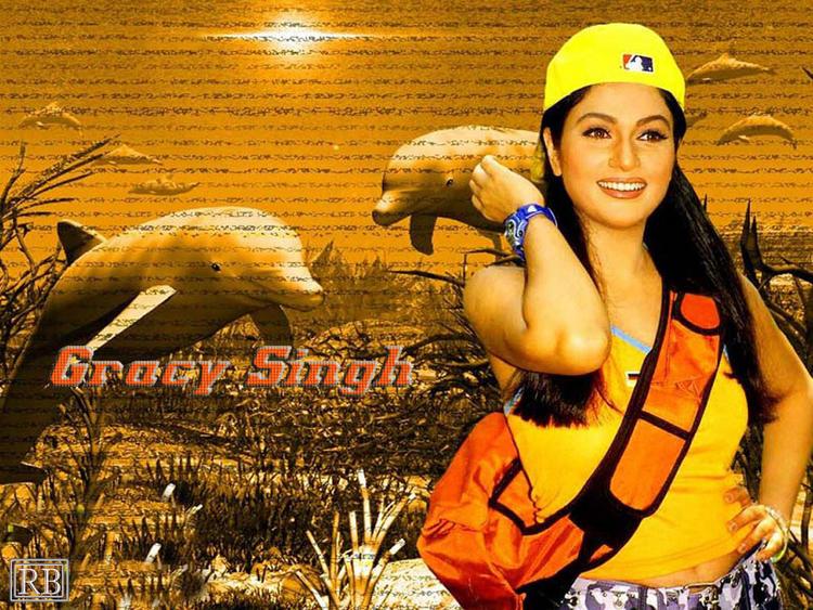 Cute Gracy Singh Pics