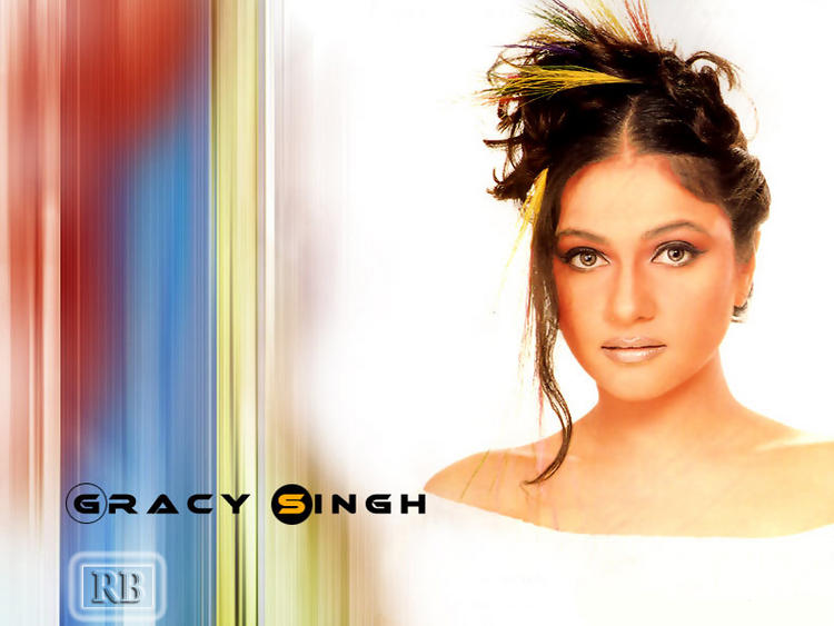 Lovely Actress Gracy Singh Images