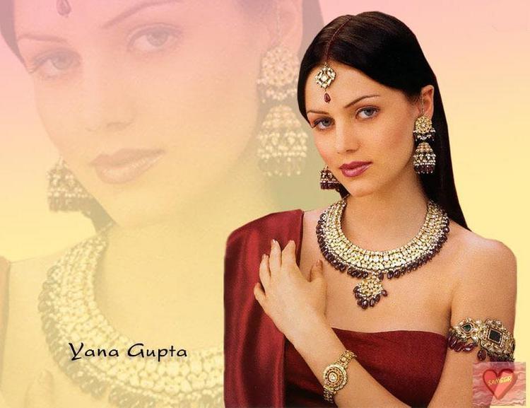 Yana Gupta Beautiful Look Wallpaper
