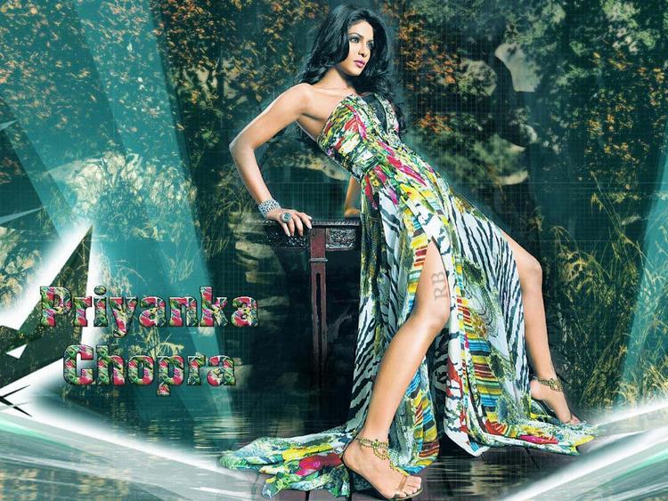 Sizzling Priyanka Chopra Wallpaper