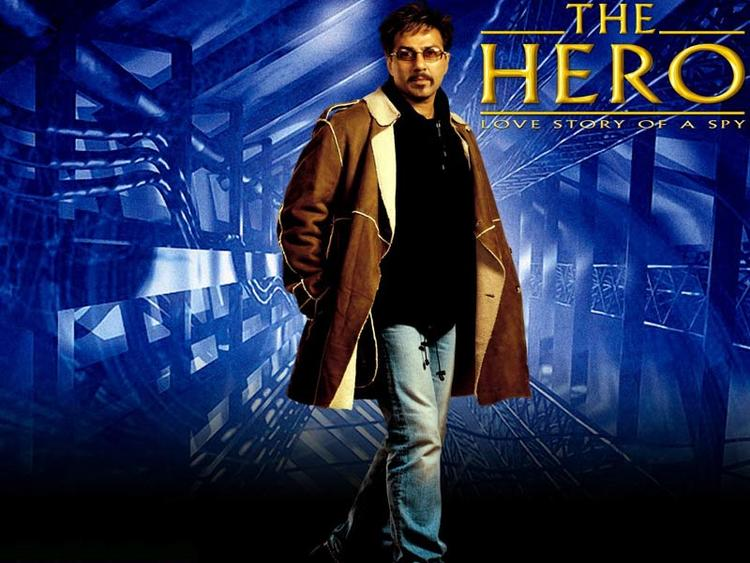 Sunny Deol in The Hero