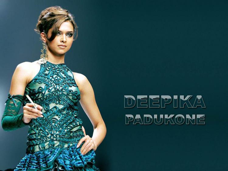 Deepika Padukone Hot Dressing Wallpaper
