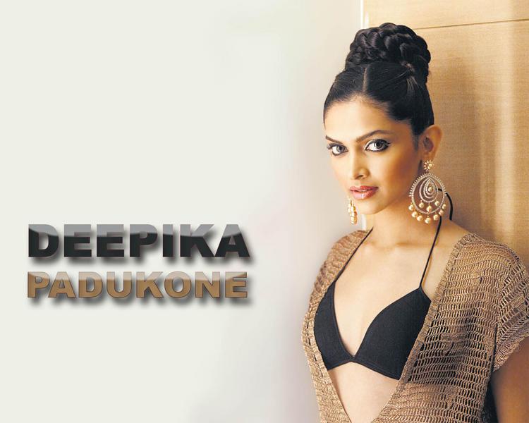 Deepika Padukone Hair Style Wallpaper