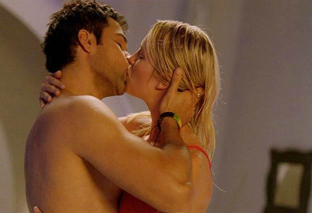 Emraan Hashmi Hot Lip Kissing Still