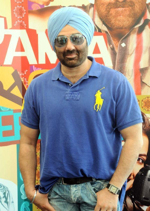 Sunny Deol in YPD