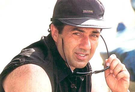 Stylist Sunny Deol with cap and Goggles