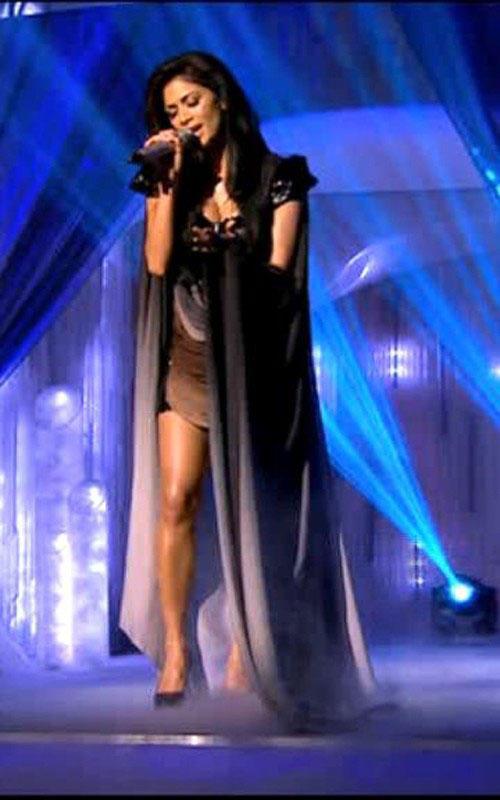 Nicole Scherzinger Performance Sexy Still