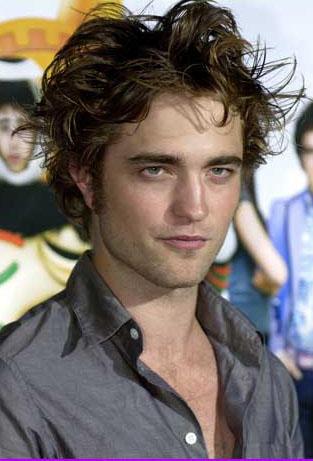 Hollywood Heartthrob Robert Pattinson Pic
