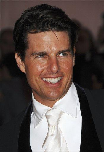 Tom Cruise Glamour Face Look