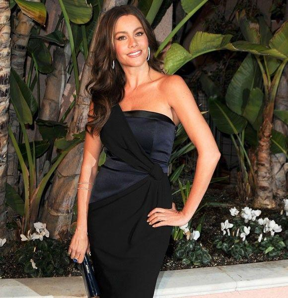 Sofia Vergara Looking So Beautiful