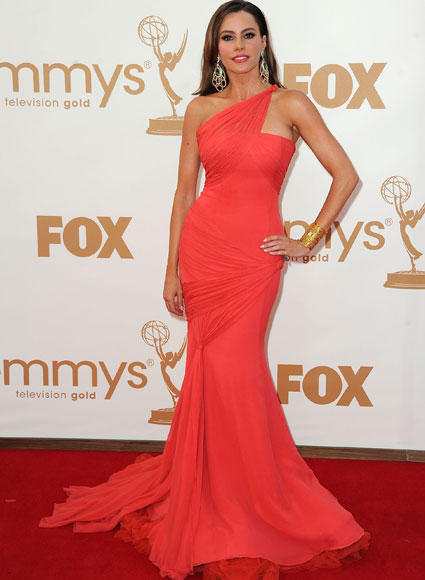 Sofia Vergara in Amazing Gown at Emmy Awards