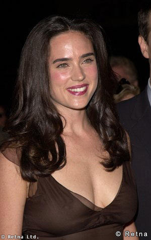 Hollywood Actress Jennifer Connelly Gorgeous Photo