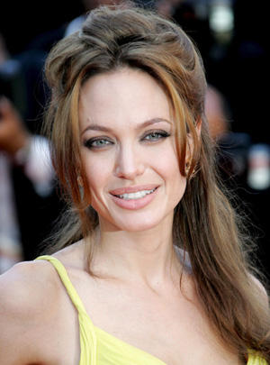 Angelina Jolie Beauty Smile Awesome Still