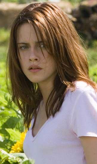 Kristen Stewart Shocked Face look