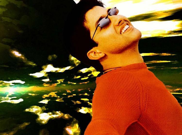 Aftab Shivdasani Open Smile Wallpaper
