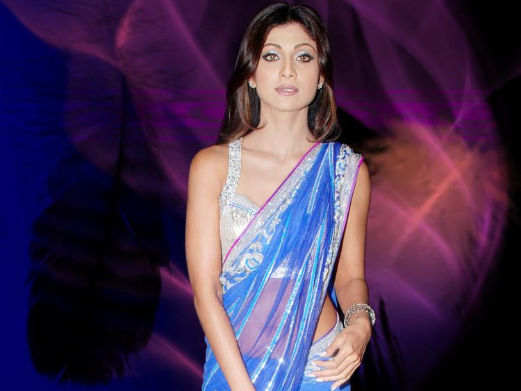 Shilpa Shetty Gorgeous Pic In Saree