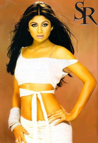 Shilpa Shetty Latest Gorgeous Sexiest Wallpaper