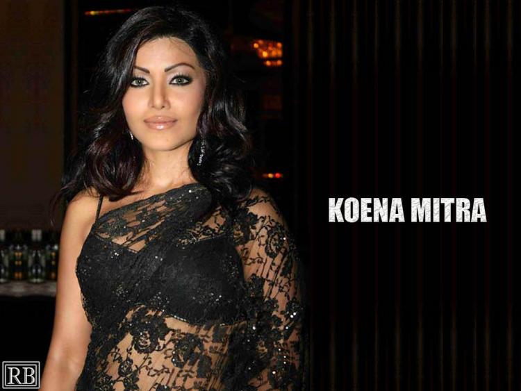 Dusky Beauty Koena Mitra Pic