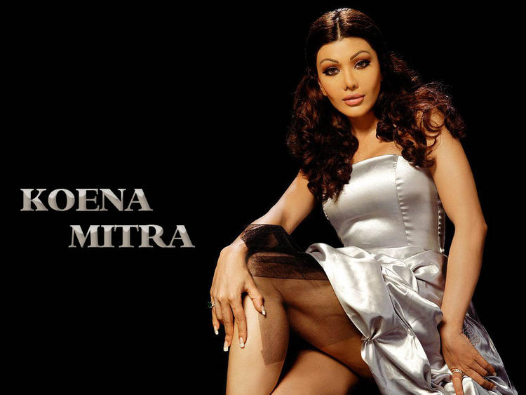 Koena Mitra Gorgeous Look Wallpaper